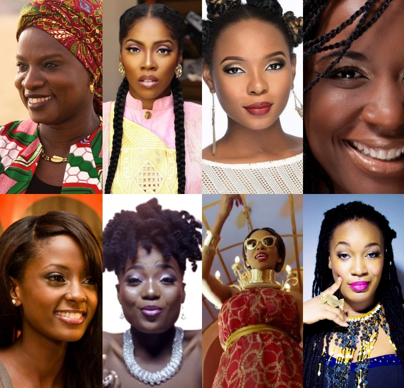 8 Most Powerful Women In African Music – BAYN's Music